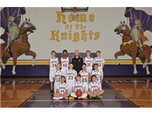 Boys Sophomore Basketball 2017-2018