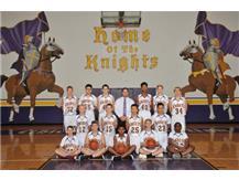 Boys Freshman Basketball 2017-2018