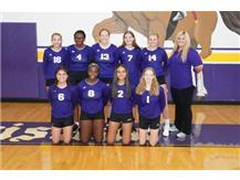 Sophomore Girls Volleyball 2018