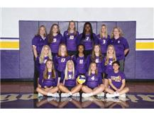 Girls Varsity Volleyball 2019