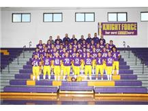 Boys Varsity Football 2019