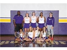 Girls Varsity Tennis 2019