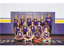 Girls Freshman Volleyball 2019