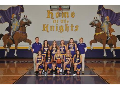 Girls Varsity Basketball 2017-2018