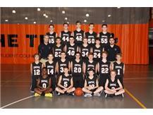 15-16 Boys Basketball - Freshmen