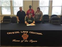 Savannah signs with Wisconsin Luther College