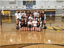 This past weekend CLC Volleyball went 10-0 without dropping a set at the Jacobs Invitational.