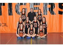 17-18 JV Girls Basketball