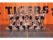 17-18 Competitive Varsity Dance Team