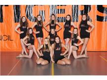 17-18 Competitive JV Dance Team