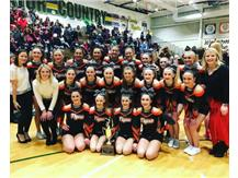 2018 CONFERENCE CHAMPS - CHEERLEADING