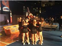 2nd in STATE!!!  Way to go girls!