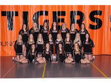 18-19 Varsity Competitive Cheerleading