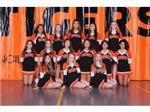 18-19 JV Competitive Cheerleading