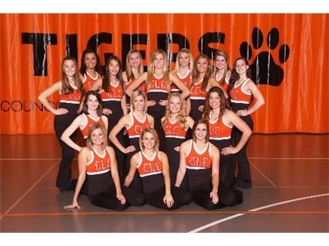 13-14 Varsity Dance Team