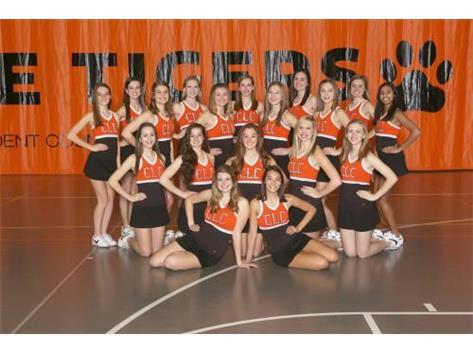 14-15 Varsity Dance Team