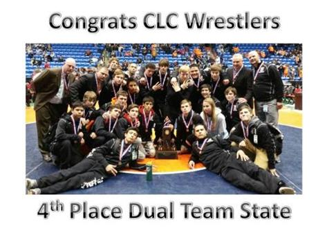 4th Place Dual Team State