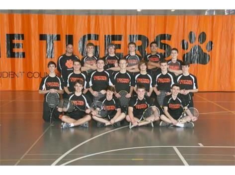 Boys Varsity Tennis 2014-15