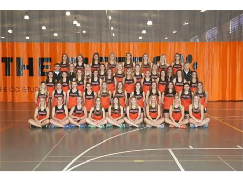 Girls Varsity Track 2014-15