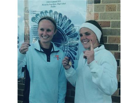 MADDIE AND SARAH