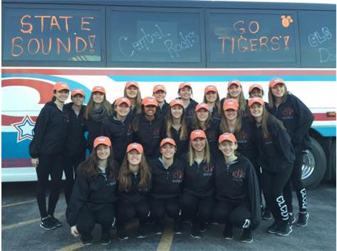 Dance Team headed to State