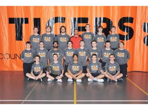 VARSITY TENNIS 16-17