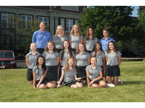 17-18 VARSITY GIRLS GOLF