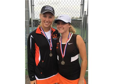 Iden/Kessler-2 Doubles--2nd Place FVC Tourney