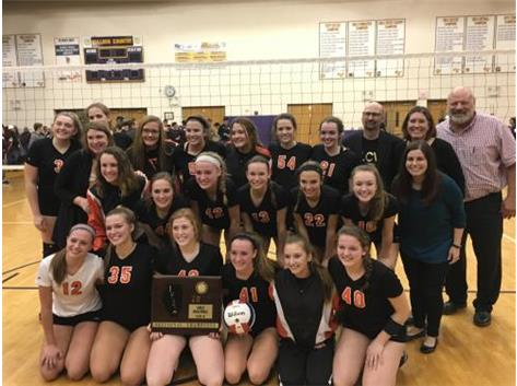 2017 SECTIONAL CHAMPS