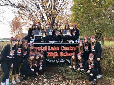 2017 STATE QUALIFYING VOLLEYBALL TEAM