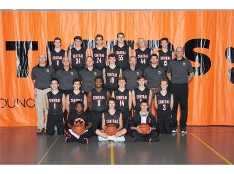 17-18 Varsity Boys Basketball