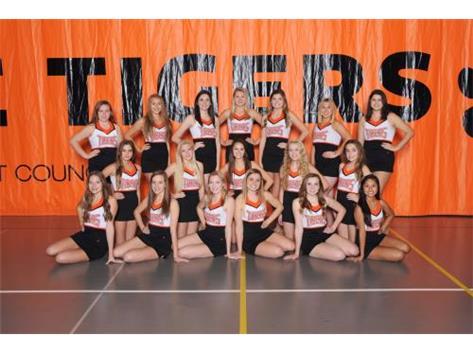 17-18 Competitive Varsity Dance Team
