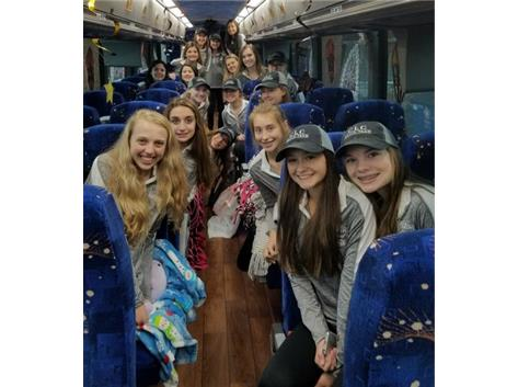 Good Luck at State Dance Team!