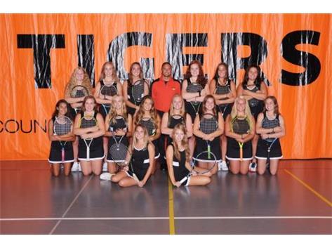 VARSITY GIRLS TENNIS 18-19