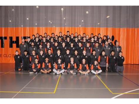 18-19 Wrestling Team