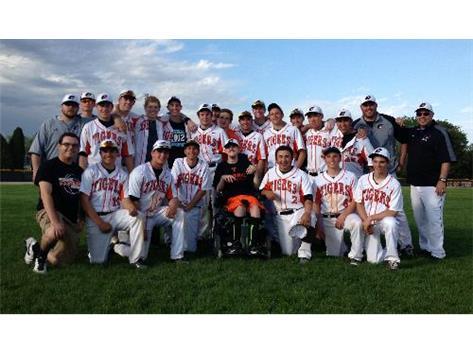 Varsity Baseball 2013