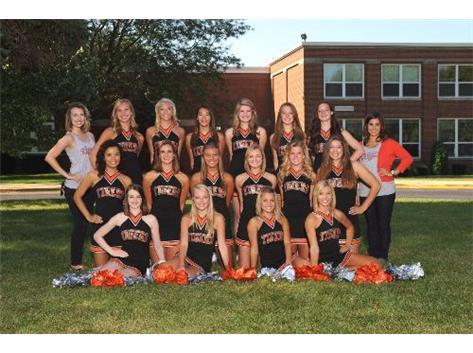 Varsity Dance Team