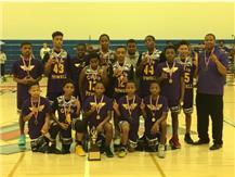 7th Grade Boys Champs