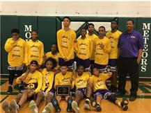 8th Boys Basketball Mokena Tournament Champions