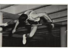 HIGH JUMP IN THE UNDER GROUND TRACK '66