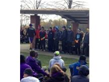Jack LaLonde (to the right in picture) places 8th for All-Sectional Honors
