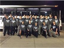Varsity Team Leaves for Spring Break Trip