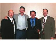 January 2015, Coach Pat Kenney received the Mike Herbert Distinguished Service Award from the Illinois High School Baseball Coaches Association (IHSBCA).
