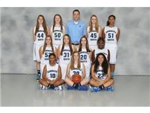 SOPHOMORE GIRLS BASKETBALL 2015-16
