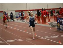 Conference Champion 800m run