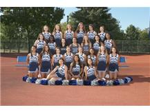 2017 FALL VARSITY DANCE TEAM