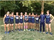 BOYS CROSS COUNTRY PLACES THIRD AT PRESTIGIOUS FIRST TO FINISH IN PEORIA
