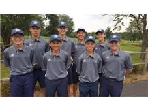 SOPHOMORE GOLFERS TAKE 2ND AT LOCKPORT INVITE