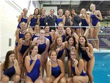 DGN Swim and Dive Varsity and Frosh-Soph Teams