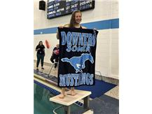 MacKenzie - 1st Place Frosh/Soph 200 Yard Freestyle